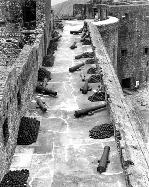 National History Park – Citadel, Sans Souci, Ramiers